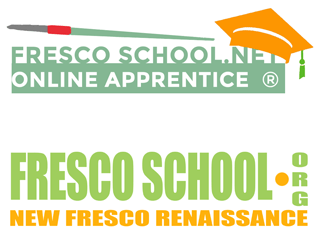 Fresco School and FS OnLin Apprentice Logo