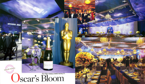 76th Academy Awards (r) Governors Ball - decor design by iLia Fresco