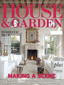 House & Garden, March 2013