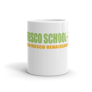 FrescoSchool.org Logo Mug